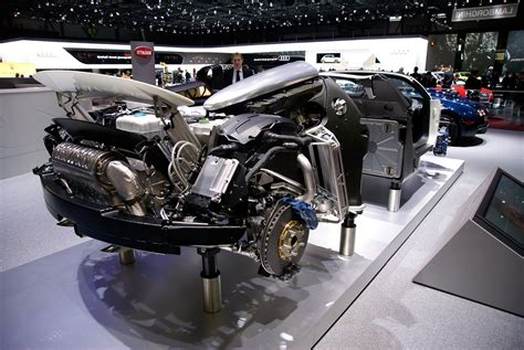 Bugatti Veyron Engine Turbo by Is The Bugatti Veyron Composed Of 4 Base Audi 2 0 Engines