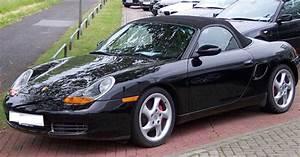 Porsche Boxster 986 1996