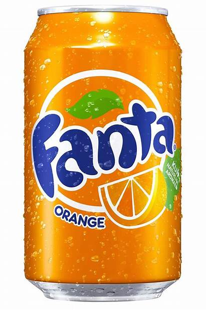 Fanta Orange Transparent Pluspng