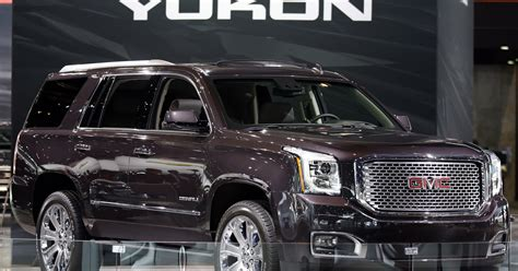 Which kind of suv is right for you? Big, capable luxury defines GMC SUV
