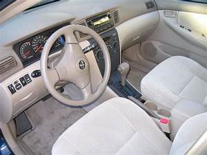 Toyota Corolla 2005 Quick Reference Guide Download