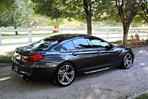2017 Bmw M6 Gran Coupe For Sale Nationwide Autotrader