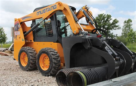 mustang skid steers summarized  spec guide compact equipment
