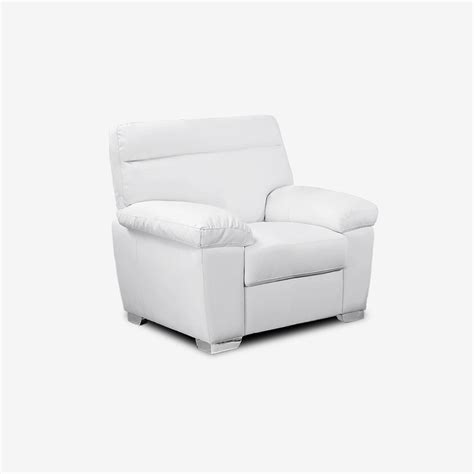 white leather sofa and chair alto modern high back leather sofa collection in white