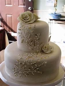 Elegant Birthday Cake Flickr - Photo Sharing!
