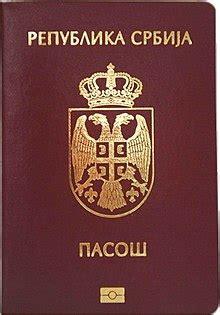 serbischer reisepass wikipedia