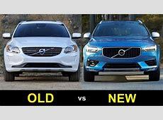 Old vs New Volvo XC60 YouTube