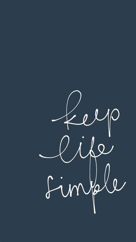 Plus i think quotes are very effective to better yourself because they the true meaning of life is to plant trees, under whose shade you do not expect to sit. Keep Life Simple #lifequotes #keeplifesimple #simplelife - Josh Loe