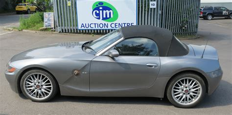 2 Seater Bmw by Bmw Z4 2 Seater Convertible In Grey Registration Lf04 Xav
