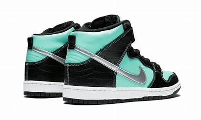Nike Dunk Sb Diamond Tiffany Supply Prm