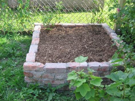 brick raised garden beds brick raised garden beds plant an eco friendly kitchen