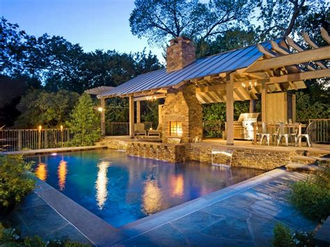 Backyard Pool Designs Ideas To Perfect Your Backyard