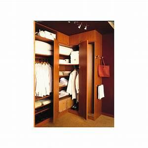 Petit Dressing D Angle : que dites vous d 39 un dressing d 39 angle bricobistro ~ Premium-room.com Idées de Décoration