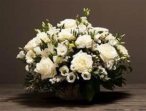 Bouquet Fleurs Blanches : 10 best toussaint fleurs et plantes images on pinterest ~ Premium-room.com Idées de Décoration