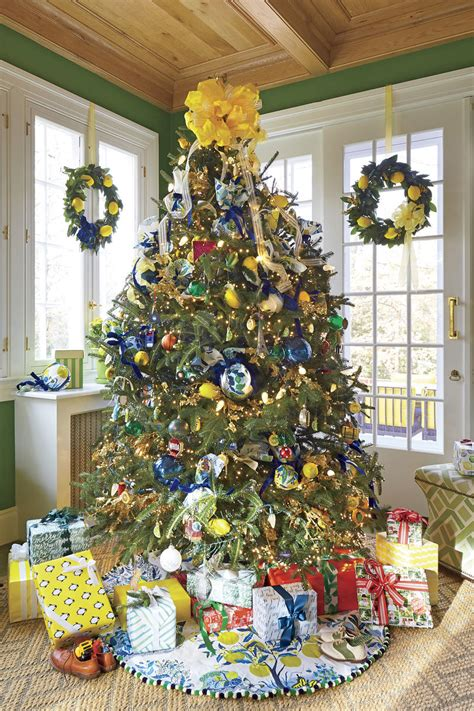 christmas tree decoration ideas pictures  christmas