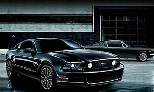 2014 Ford Mustang V8 Gt Coupe  U0026quot The Black Edition