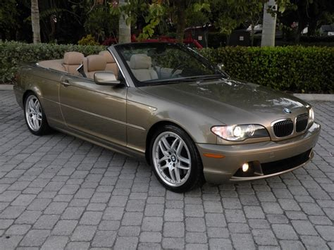 2005 Bmw 330ci Fort Myers Florida For Sale In Fort Myers