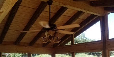 ceiling fan for screened porch porches archadeck of central ga page 2