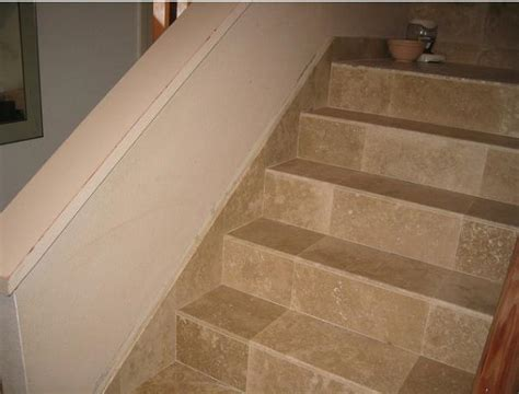 tile flooring on stairs tiling stairs doityourself community forums