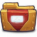Icon Cool Ironman Folder Windows Comics Icons