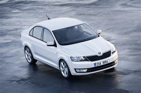 Uusi Skoda Rapid esitellään Pariisin Autonäyttelyssä ...