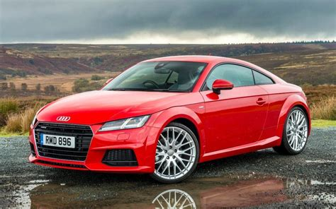 Audi Tt Coupé Review