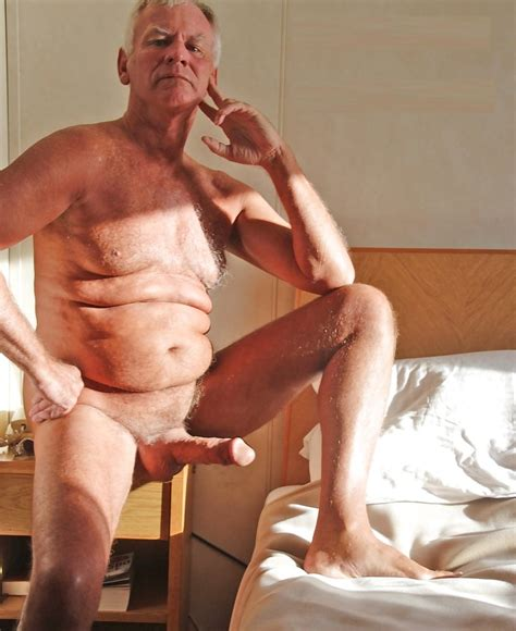 Sexy Silver Daddies Show Their Cock 221 Pics