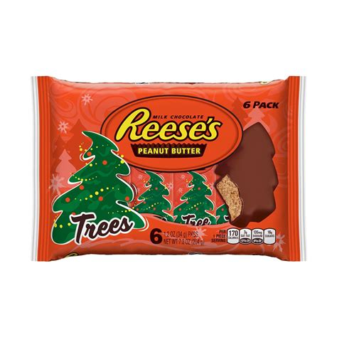 reese s peanut butter cups try quot tree quot shape don t even