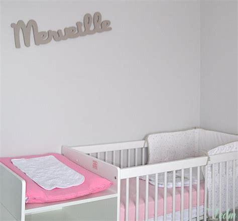 chambre bébé et gris idées déco chambre bébé fille