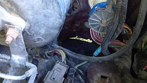 1994 Ford Ranger Front Parking Brake Cable Replacement