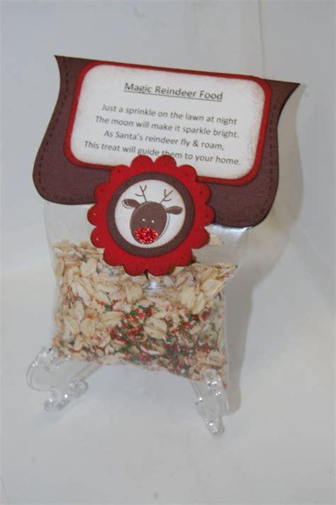 reindeer craft to sell magic reindeer food handmade gift best reindeer food ideas