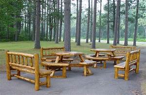 Outdoor Patio Party Set « The Log Builders
