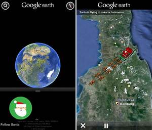 How To Track Santa On Christmas Eve On Your iPhone, iPad ...