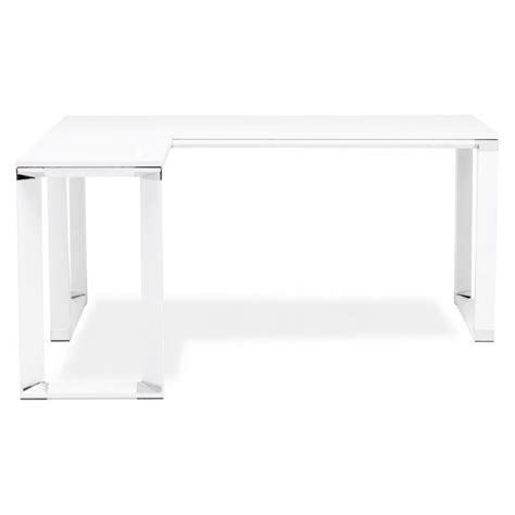 bureau d angle bois bureau d 39 angle design corporate en bois blanc