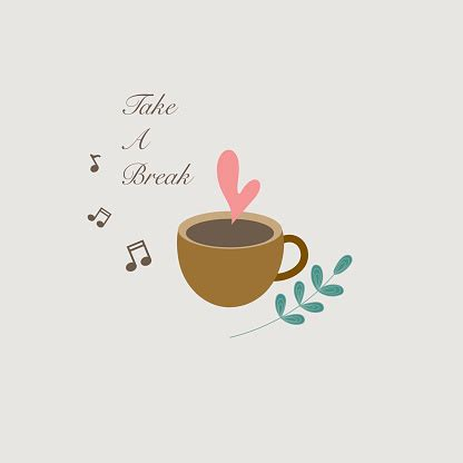 Four free svg coffee quotes. Cute Coffee Cup Vector Design Illustration Stock Illustration - Download Image Now - iStock