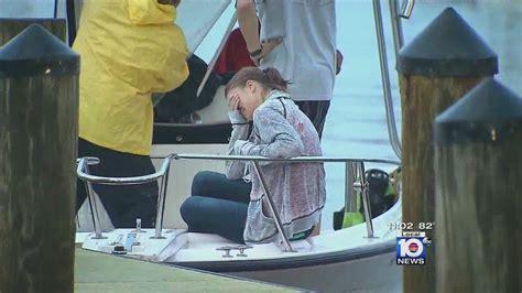 Dinner Key Boat Crash by 4 Dead In Boating Dinner Key Marina