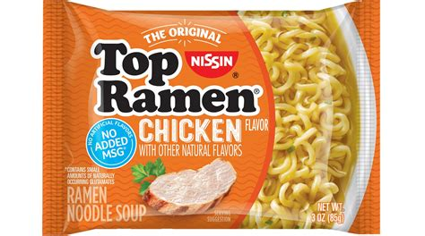 instant cuisine noodle nissin foods updates recipe for iconic
