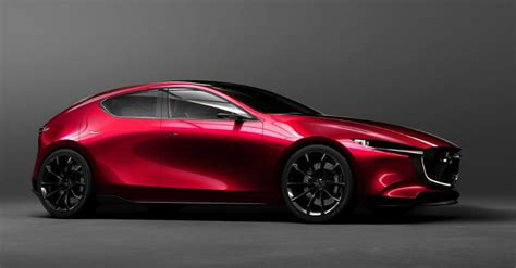 mazda previews  sporty mature body promises