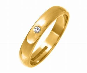 bague de mariage alliance homme 6mm or 375 1000 60 With bague mariage homme