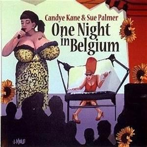 Candye Kane And Sue Palmer One Night In Belgium San