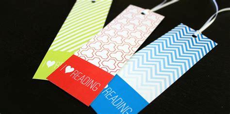 printable diy bookmarks