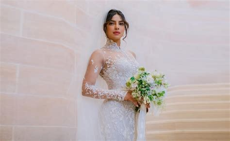 Ralph Lauren Discusses Priyanka Chopra's Wedding Dress