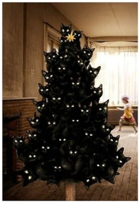 xmas tree made out of cats 1000 images about trees on trees white trees and
