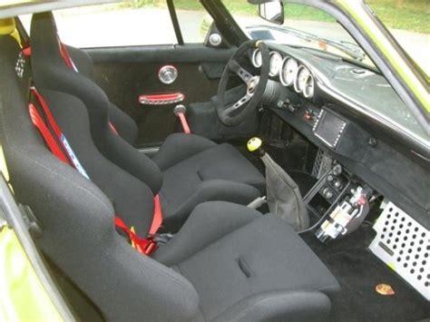 porsche race car interior exclusive rsr spec 1982 porsche 911 road racer bring a