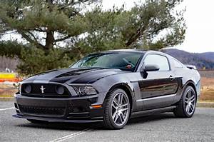 Limited Edition Ford Mustang Boss 302 Laguna Seca For Sale With Only 3k Miles On It | Grand Tour ...