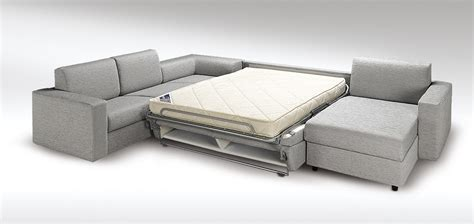 canap 233 d angle convertible en vrai lit roma