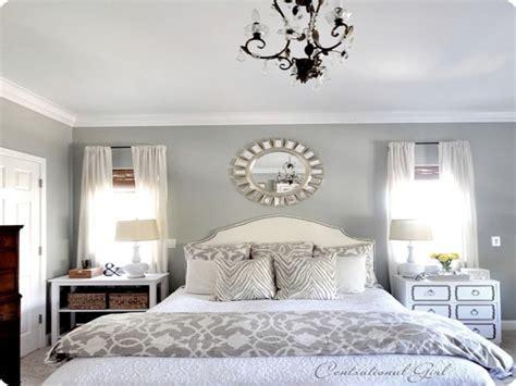 Chic Gray Bedroom, Dark-gray Master Bedroom Master Bedroom