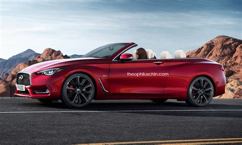 Infiniti Q60 Convertible Not Happening, At Least Not Now