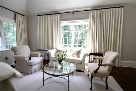 Living Room Curtains On by White Living Room Curtains For Windows 1247