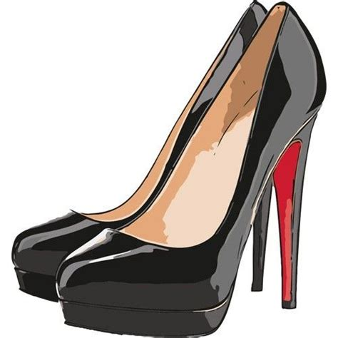 High Heel Clip 246 Best It S All About The Shoes Images On